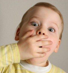 запах у ребенка
