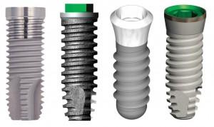 One stage dental implantation