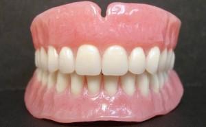 Види зубних протезів