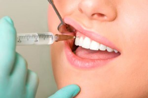 Обезболивание зубов
