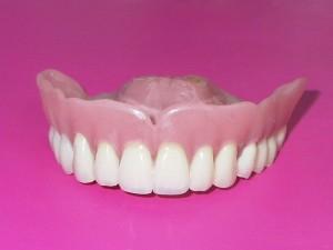 Что такое съемный зубной протез