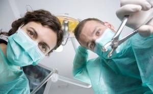 удаление зуба без боли