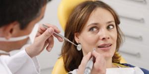 Реже посещайте стоматолога