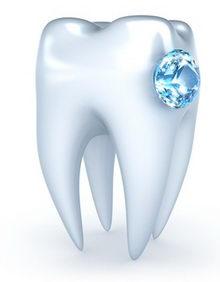 украшаем зубы