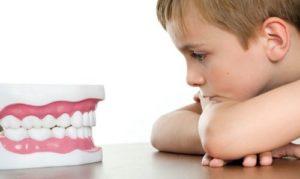 Зачем делать рентген зубов ребенку?