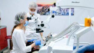 Преимущества лечения под микроскопом