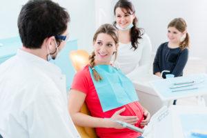 Стоматология для будущих мам