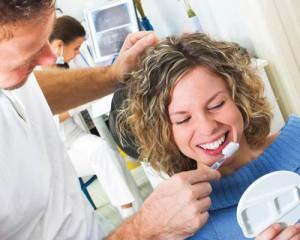 Professional oral hygiene