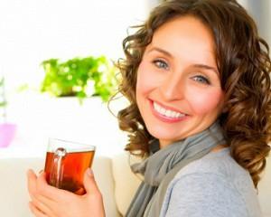 Чай для здоровья зубов
