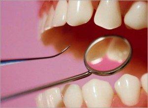 Профилактические прием у стоматолога