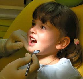 Застосування анестезії в дитячій стоматології
