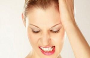 скрежетание зубами