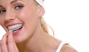 Отбеливание зубов капой