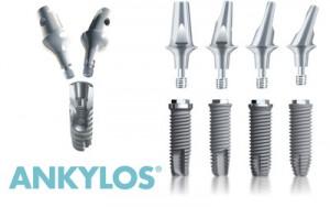 Имплантаты Анкилоз (Ankylos)