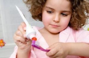 Профессиональная гигиена ротовой полости для детей