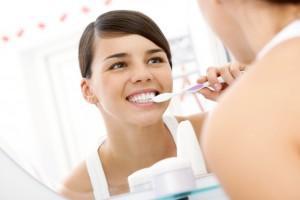 Зубная паста может навредить при беременности