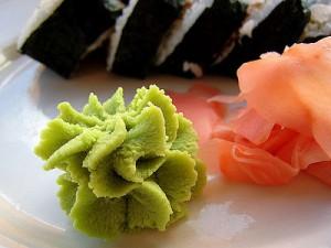 суши для зубов