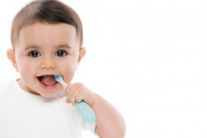 Детские зубные пасты