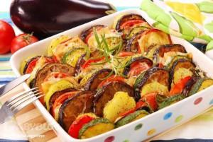 Кариес могут вызвать печеные овощи