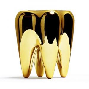 Золотокерамические и золотые коронки
