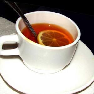 Чай с лимоном вреден для зубов