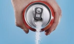 Разрушение зубов напитками без сахара