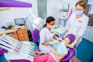Детская стоматология в Украине