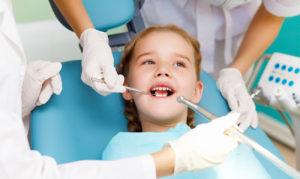 Почему Вы можете доверять зубы нашим детям?