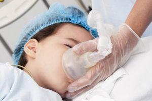 Противопоказания для лечения под наркозом у детей